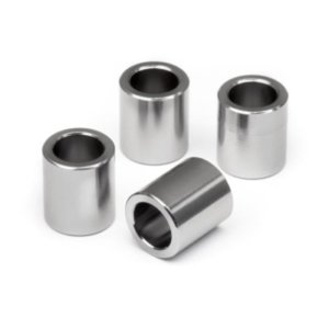 SPACER 8X12X14MM (GUNMETAL/4PCS)