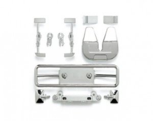 [TA54828]Racing Truck H Parts (Chrome)