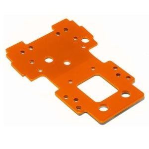 105892 BULKHEAD LOWER PLATE 2.5mm