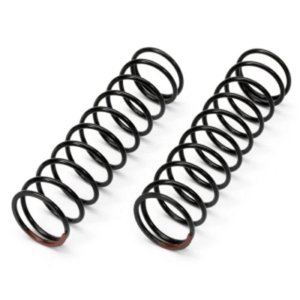 #86555 - SHOCK SPRING 18x80x1.8mm 10.5COILS (RED 196gF/mm)