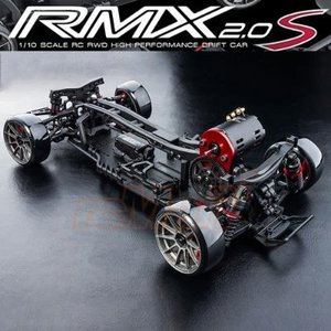 MST RMX-S 1/10 RWD Electric Shaft Driven Drift Car Kit