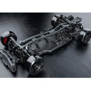 MST RRX 2.0 Black 1/10 RC RWD High Performance Drift Car Kit (Black Edition)