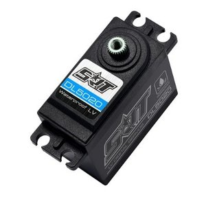 DL5020 LV Digital Waterproof Servo