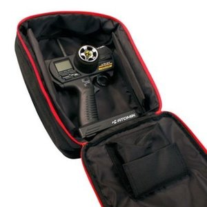 [ATK2006RE]Atomik Transmitter Bag, Black/Red