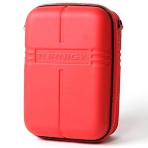 [9345000007-0] Turnigy Transmitter Case w/FPV Goggle Storage - Red
