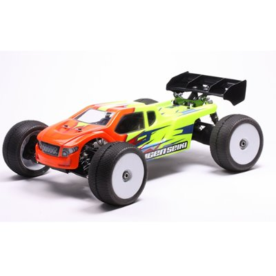 [E2024] Mugen Seiki MBX8TE 1/8 Off-Road 4WD Competition Electric Truggy Kit