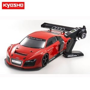 KY34102B 1/8 Inferno GT2 VE r/s Audi R8 LMS RED