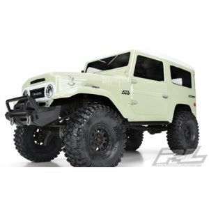 AP3508 1965 Toyota Land Cruiser FJ40 Clear Body -TRX4바디 / 미도색투명바디