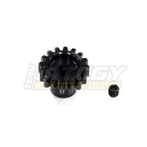 HD 5mm MOD1 Steel Pinion 16T for 1/8 Brushless C23071