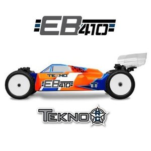 TKR6500 - EB410 1/10th 4WD Competition Electric Buggy Kit