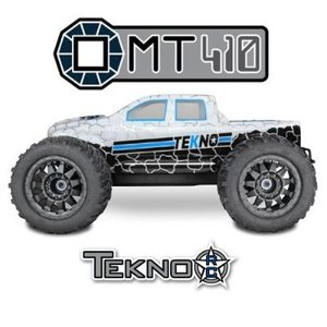 TKR5603 - MT410 1/10th Electric 4×4 Pro Monster Truck Kit