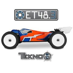 TKR5602 - ET48.3 1/8th Competition Electric Truggy Kit
