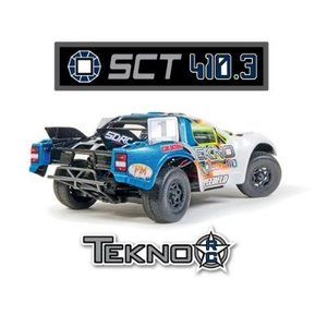 TKR5507 - SCT410.3 1/10th 4WD Short Course Truck
