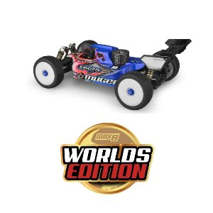 E2025 Mugen MBX8 Worlds Edition nitro buggy kit - 월드에디션키트/풀옵션 포함