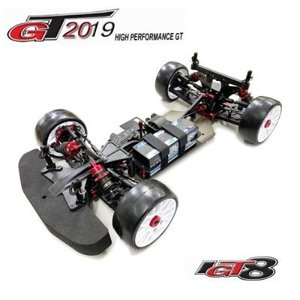 IGT8 GT 2019 Electric Kit