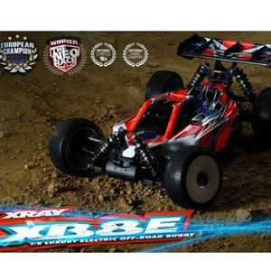 XRAY XB8E - 2019 SPECS - 1/8 LUXURY ELECTRIC OFF-ROAD CAR