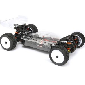 HB204241 HB Racing D418 - 1/10 4WD COMPETITION ELECTRIC BUGGY
