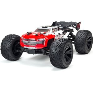 1/10 KRATON 4x4 4S BLX Brushless Monster Truck RTR, Black
