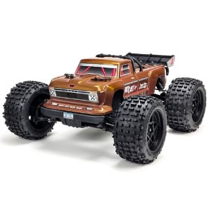 1/10 OUTCAST 4x4 4S BLX Brushless Truggy RTR, Black