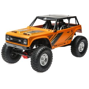 AXIAL 1/10 Wraith 1.9 4WD Brushed RTR, Orange (AXI90074T1)