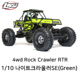 LOSI 1/10 Night Crawler SE
