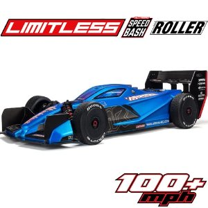 (7월말~8월초 입고예정) 예약판매 ARRMA 1:7 LIMITLESS All-Road Speed Bash: Roller
