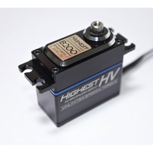B200 (BRUSHLESS SERVO)