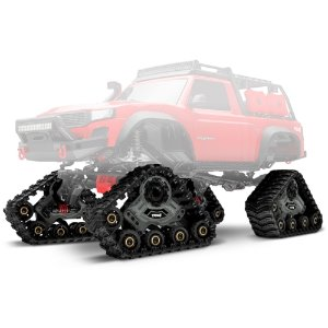 [예약상품] CB8880 TRX-4, All-Terrain,Complete Set(4)