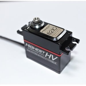 B210 (BRUSHLESS SERVO)