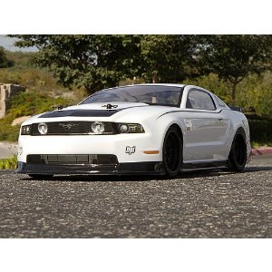 106108 2011 FORD MUSTANG BODY (200mm) 미도색바디