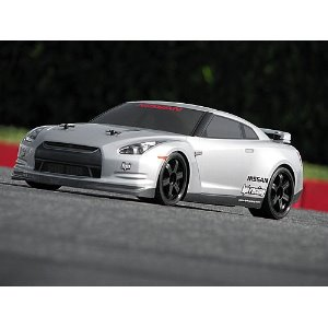 17538 NISSAN GT-R (R35) BODY (200mm) - 미도색바디