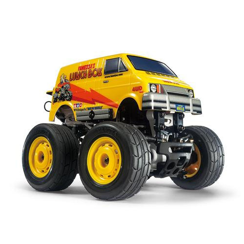 1/24 Star Unit Comical Wheelie Lunch Box Mini (SW-01)  추천