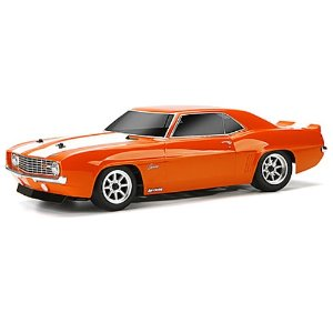 17531 1969 CHEVROLET® CAMARO Z28® BODY (200mm) - 미도색바디
