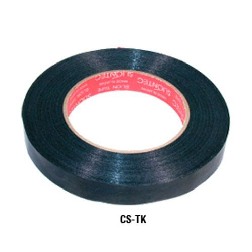 CS-TK COLOR STRAPPING TAPE (BLACK) 50mX17mm (블랙,블루,퍼플,핑크,오렌지)
