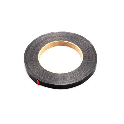 YT-2BK Strapping Tape (Black・12mm×50m)