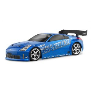 17518 NISSAN 350Z GREDDY TWIN TURBO BODY 미도색바디 (200mm)