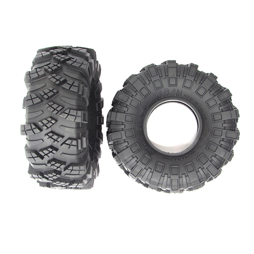 "Team Ottsix Racing 1.9"" KLR/M Tires - Gold (Ultra Soft) (2)"