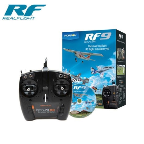 (NEW)REALFLIGHT 9 HHD INTERLINK