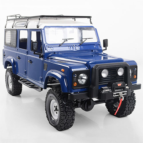 "[11월 입고예정] 1/10 Gelande II ""LWB"" ARTR Truck Kit w/D110 Hard Body Set (Collector's Edition / Semi-Assembled)  추천"