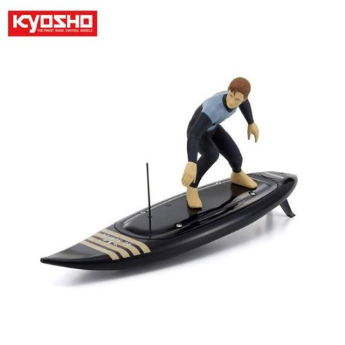 RC SURFER4 Color Type2 Black r/s KT231P+