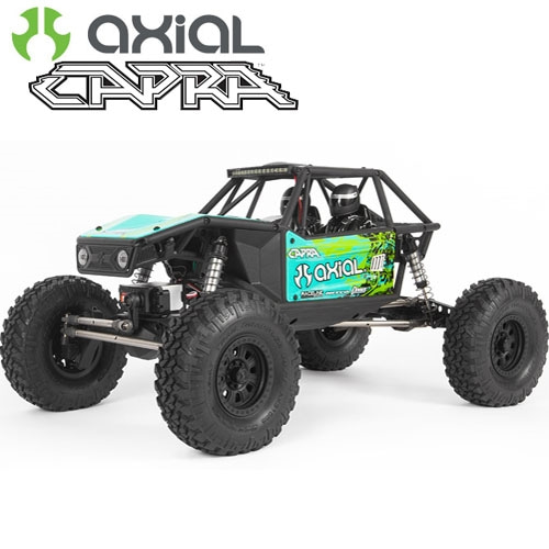 카프라 조립완료 버전) AXIAL 1/10 Capra 1.9 Unlimited 4WD RTR Trail Buggy, Green/Red