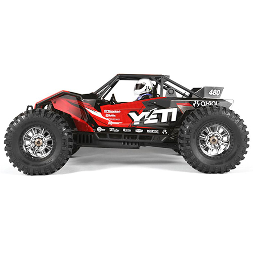 AX90032 Axial YETI™ X-LARGE MONSTER BUGGY 1/8th Scale Electric 4WD - RTR