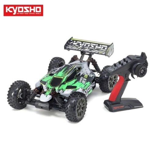 KY34108T1B 1/8 EP 4WD r/s INFERNO NEO 3.0 VE Green