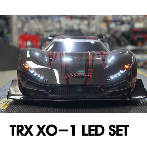 TRX XO-1 LED Full set RCLED2