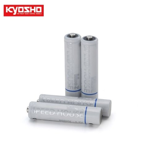 SPEED HOUSE 800HV AAA NiMH battery(4pcs)│미니지배터리AAA
