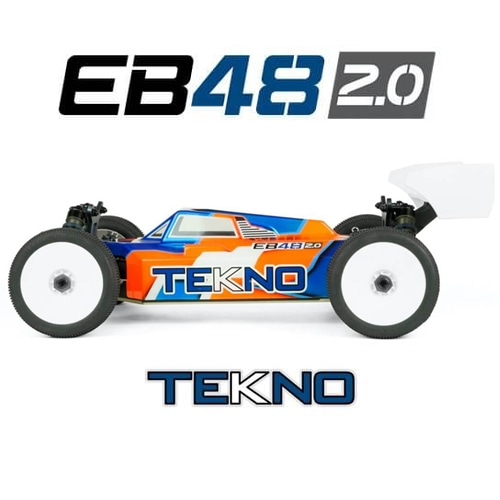 입고완료 TKR9000 – EB48 2.0 1/8th 4WD Competition Electric Buggy Kit