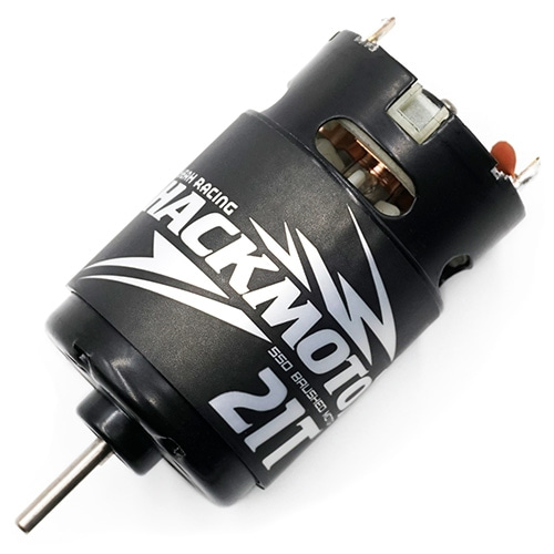 MT-0027 Hackmoto 550 21T Brushed Motor