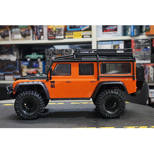 [예약상품] CB82056-4 오렌지 TRX-4  Defender Adventure GF Edition Orange