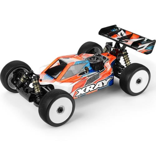 350015 XRAY XB8 - 2020 SPECS - 1/8 LUXURY NITRO OFF-ROAD CAR