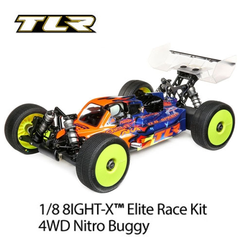 TLR 1/8 8IGHT-X Elite Race Kit
